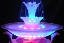 Tranquil Water Features / The serenity and captivation of creative water features