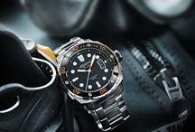 ALPINA | Extreme Diver 300 Orange / ALPINA Extreme Diver 300 Orange