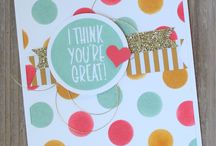 2015-16 Stampin' Up catalogue / by Pretty Printables Ink