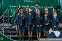 Student Leadership Inauguration Ceremony