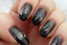 BARELYNAILS / barelynails.blogspot.com