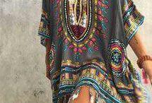 Hippie Gypsy Boho Fashion / Ethnic Gifts, Bohemian, Fashion, Jewelry