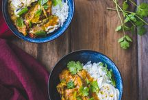 Asian Recipes / Mostly Thai, Indian, Indonesian, with a bit of everything else from Asia in between.
