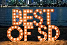 Best of San Diego 2015 / 137 of our favorite things to see, sip, taste, and love. #BestOfSD / by San Diego Magazine
