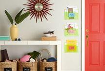 Organizing things / by Caroline McKell