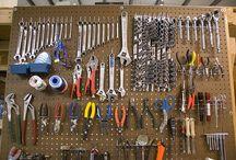 Garage toolbox id