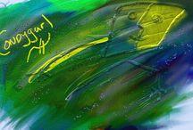 Creative Sparks / My art for my Creative Sparks group!