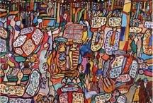 Outsider ART / Naïve ART / Folk ART / ...