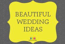 Beautiful Wedding Ideas / by Bottle & Bottega