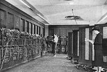 História/History / ENIAC-1. počítač na svete             -1. computer on the world