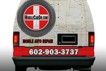 Mobile Car DR / Our goal is to be the best auto repair service in Phoenix by providing excellent, service in a timely manner, for a fair price.
