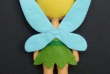Tinkerbell Plush 2