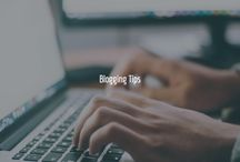 Blogging Tips / Great ideas on blogging.