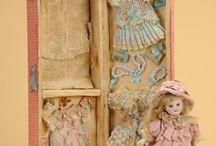 Antiek / Antieke popjes