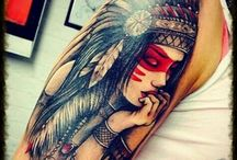 Tatto indian