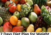 Diæter / Frugt og grønt kuren