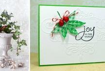 Stampin' Cards - Holidays