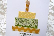 Cards - From Scraps