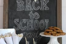 Back to School / by Dyanna Freitas Burak