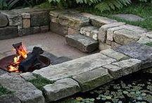 Suzanne sunken garden