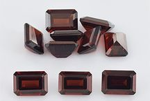 Natural Red Garnet - RasavGems