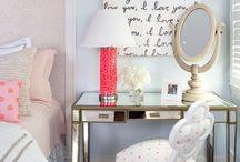 Katie's dream bedroom