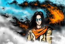 Android 17 by Abrax88