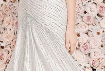 Fully beaded and DRAMA worthy dress designs