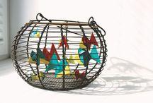 Poissons #diy / Tous les bricolages et idées créatives inspirés du poisson !