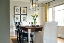Dinning Room / by Emily Schacht