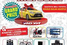 Promo Dealer Toyota Nasmoco Semarang Demak Purwodadi Kendal Ungaran