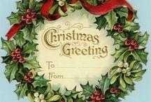 Christmas Printables / by Rietje de Jong