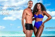Campanha Primicia com atriz Cris Viana e Paulo Zulu