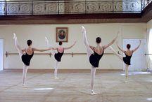 Vaganova / Russisk danser akademi danse St. Retersbyrg