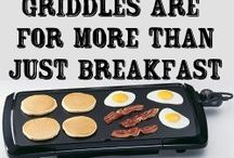Electric Griddle Recipes