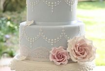 Simply Cakes / Pastel vintage and beauty!