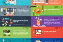 Sensational Social Media Marketing Tips / by Alina Bradford