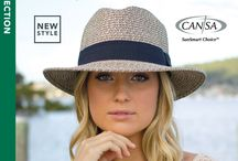 2017 Featured Hats / Introducing new styles and new colours to our existing range of sunhats.