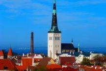 Travelling Around Estonia