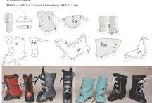 обувь и одежда для кукол