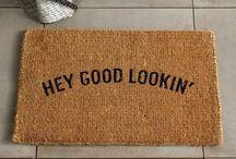 Coco Doormat