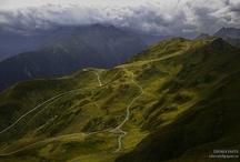 Alps / Alpen Alpy