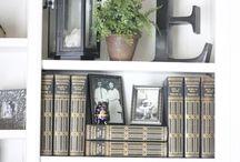 Bookcases / by Naomi Daniel
