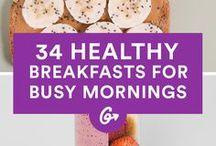 Healthy fast school breakfast