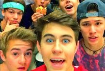 Magcon / Some of my many husband's