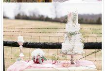 Мебель в свадебном декоре