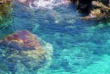 lagunas y aguas hermosas