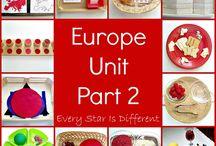 Montessori Europe Continent study