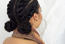 afro braiding