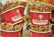"Cold Stone Catering / The ""Ultimate Ice Cream Experience"" Can Come to You!  All you have to do is invite the guests and select your ice cream flavors and mix-ins and we do the rest. Whether it's for a birthday party or a corporate ice cream social your guests deserve the BEST and Cold Stone Creamery serves the freshest, most indulgent frozen treats. Our ice cream products are made fresh daily in each of our stores ready for delivery and service at your venue!!!!"